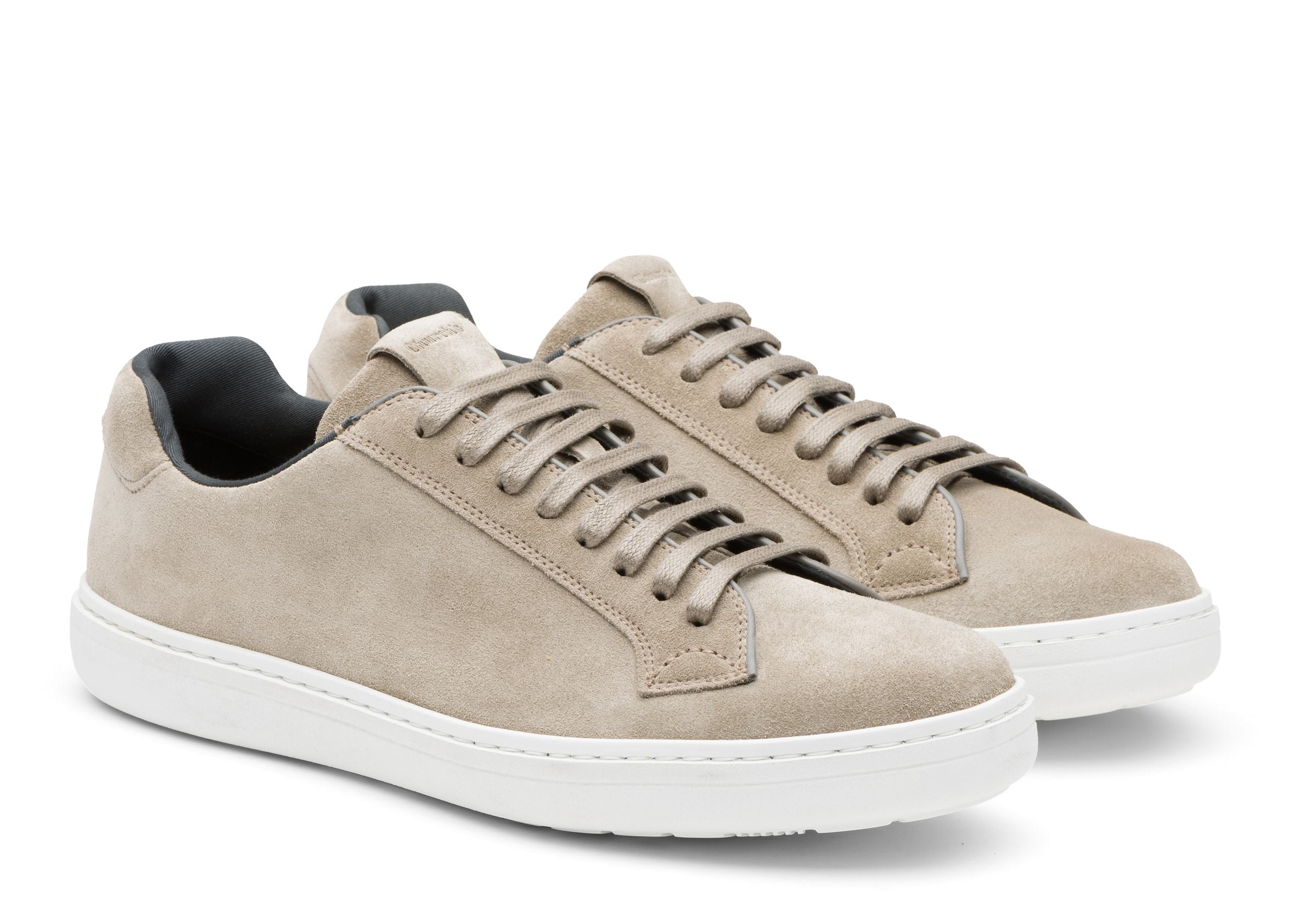 Boland Church's Suede Classic Sneaker Grey
