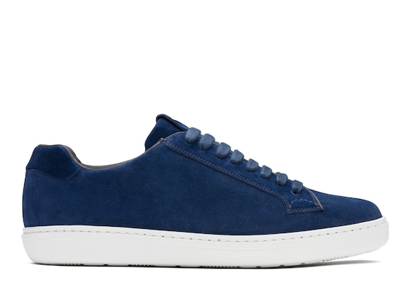 Church's Boland Suede Classic Sneaker Blue