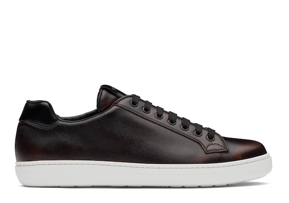 Church's Boland plus St James Leather Classic Sneaker Brandy