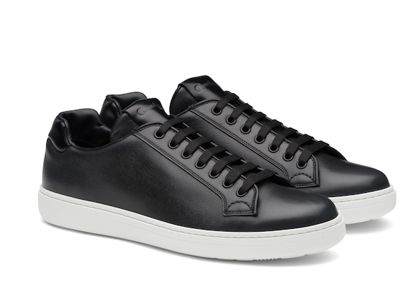 Church's Boland plus 2 St James Leather Classic Sneaker Anthracite