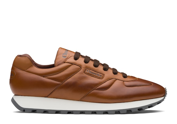 Church's Dalton Nappa Calf Sneaker Tan