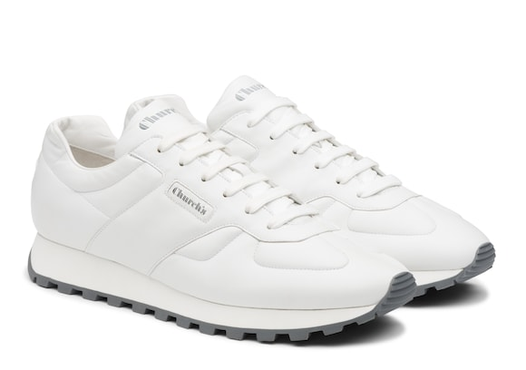 Church's true Nappa Calf Sneaker White