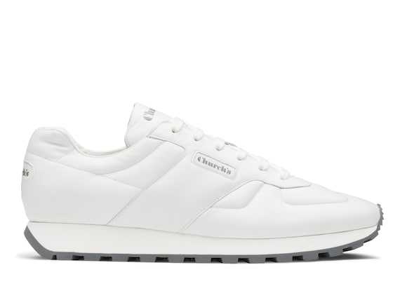 Church's  Nappa Calf Sneaker White
