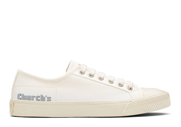 Church's  Sneaker stringata in gabardine Multicolore