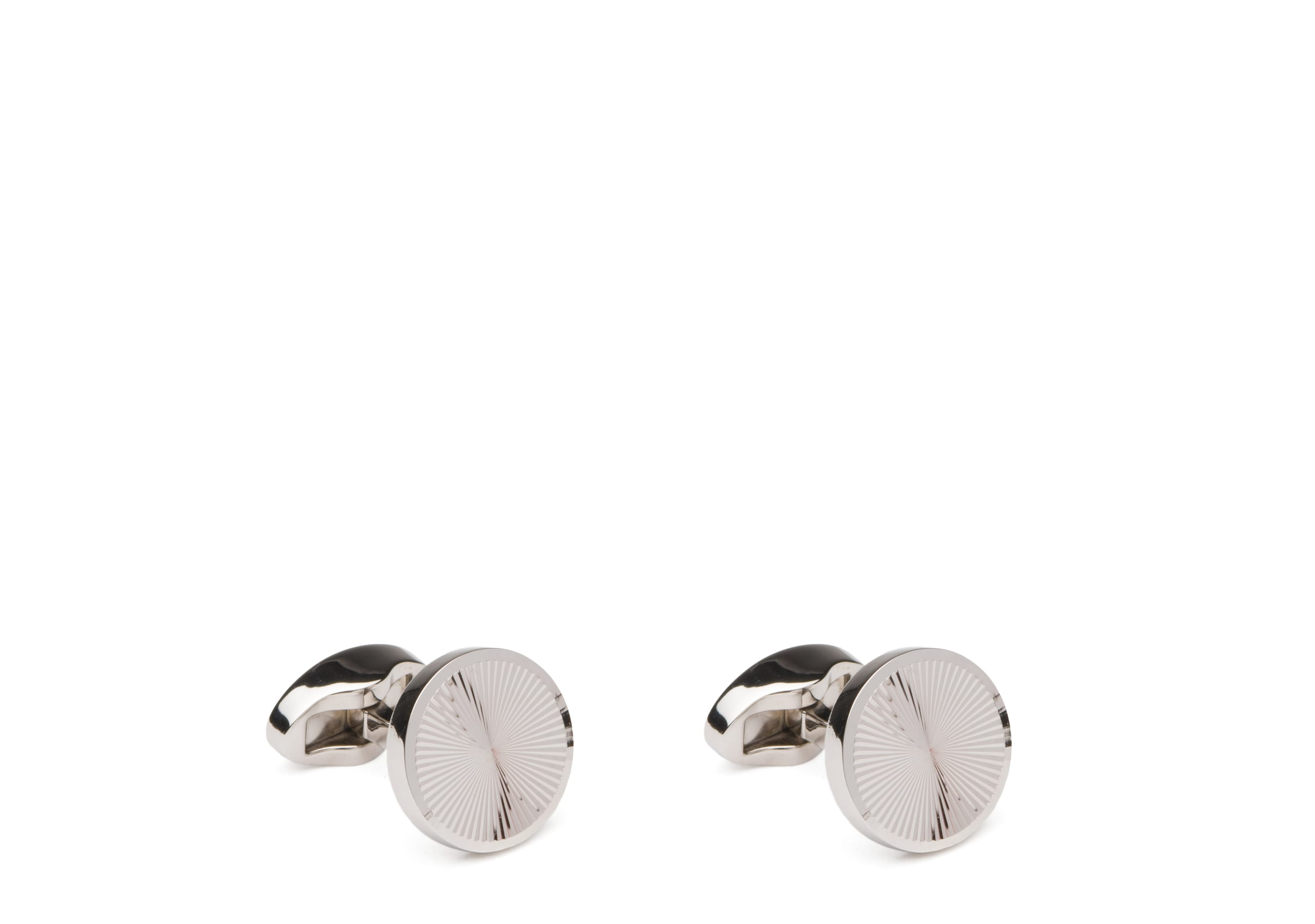 Gatsby wheel cufflink Church's GATSBY WHEEL CUFFLINKS Gold/silver