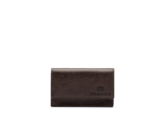 Church's Card & coin holder St James Leather Coin Holder