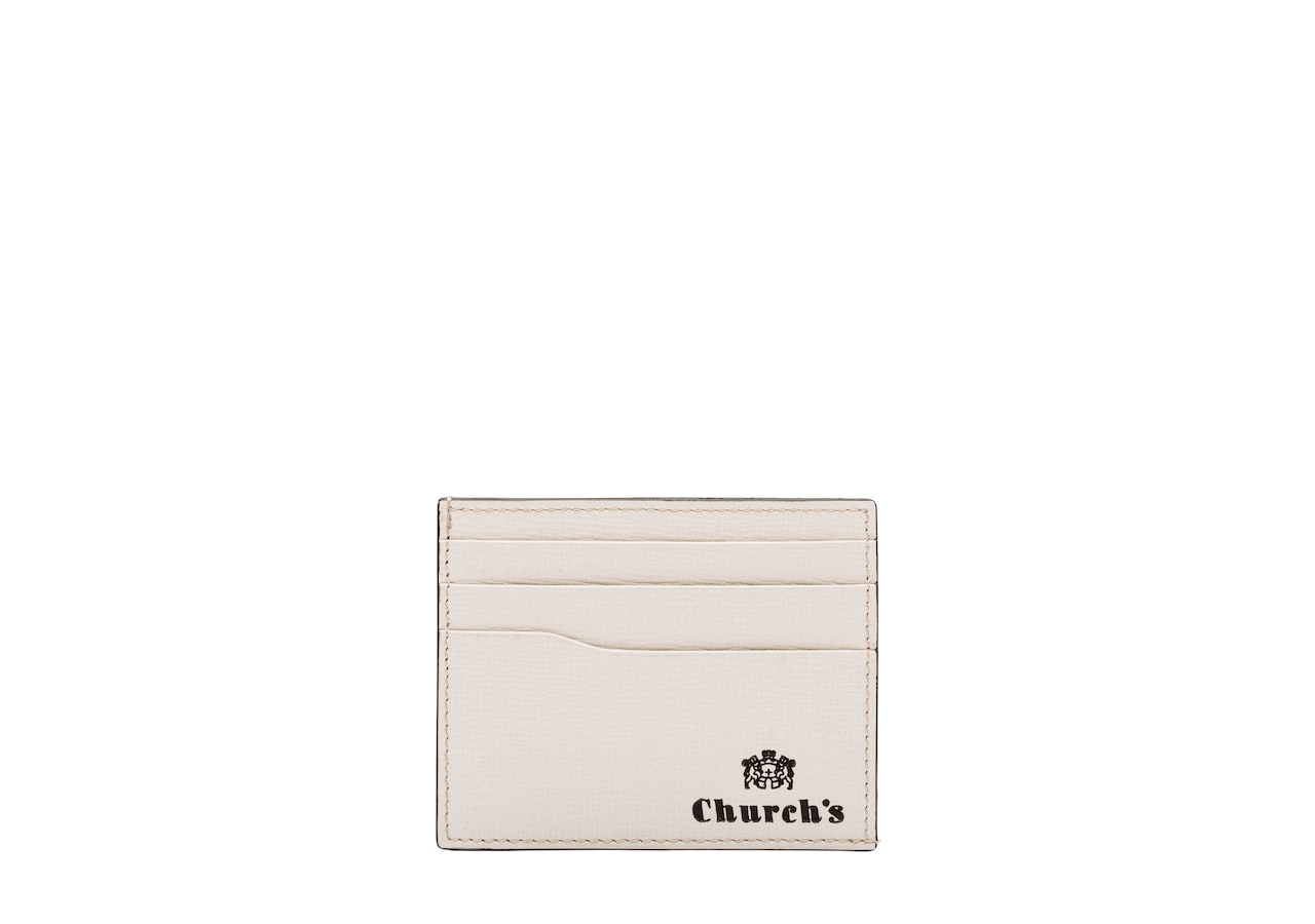 Card holder Church's St James Leather 6 Card Holder Neutral