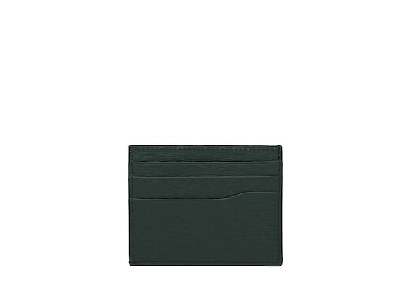 Church's Card holder St James Leather 6 Card Holder Emerald