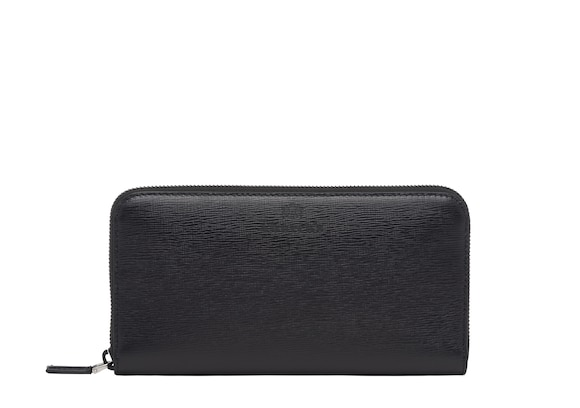 Church's Continental wallet St James Leather Continental Wallet Black