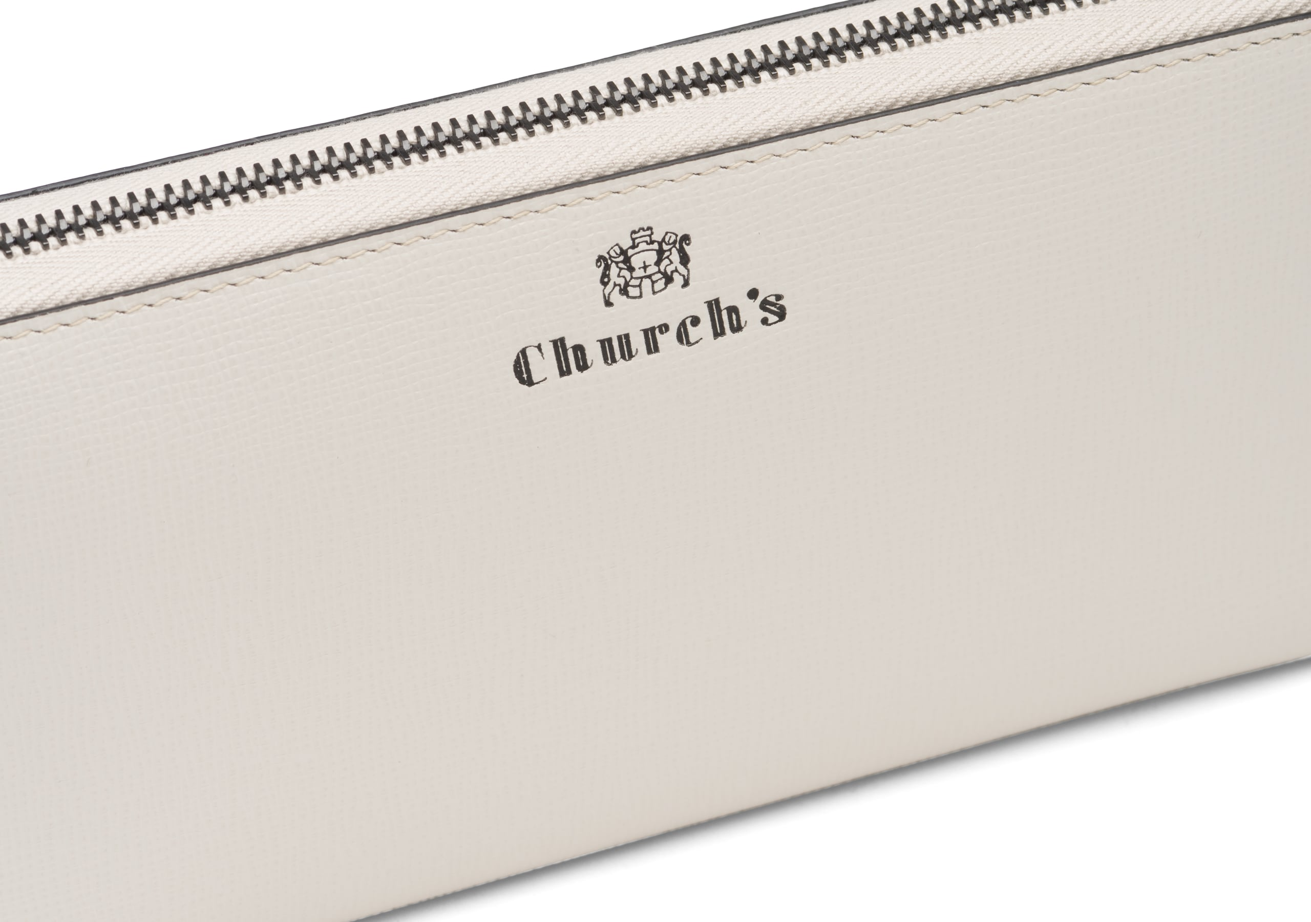 Continental wallet Church's St James Leather Continental Wallet Neutral
