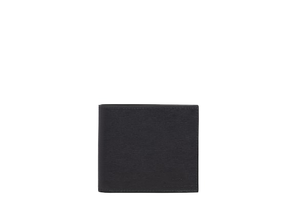 Church's true Portefeuille 8 cartes en cuir St. James Noir