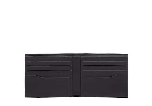 Church's Billfold wallet St James Leather 8 Card Wallet Black