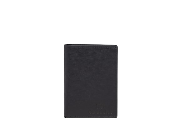 Church's Folded cardholder   St James Leather Card Holder Black