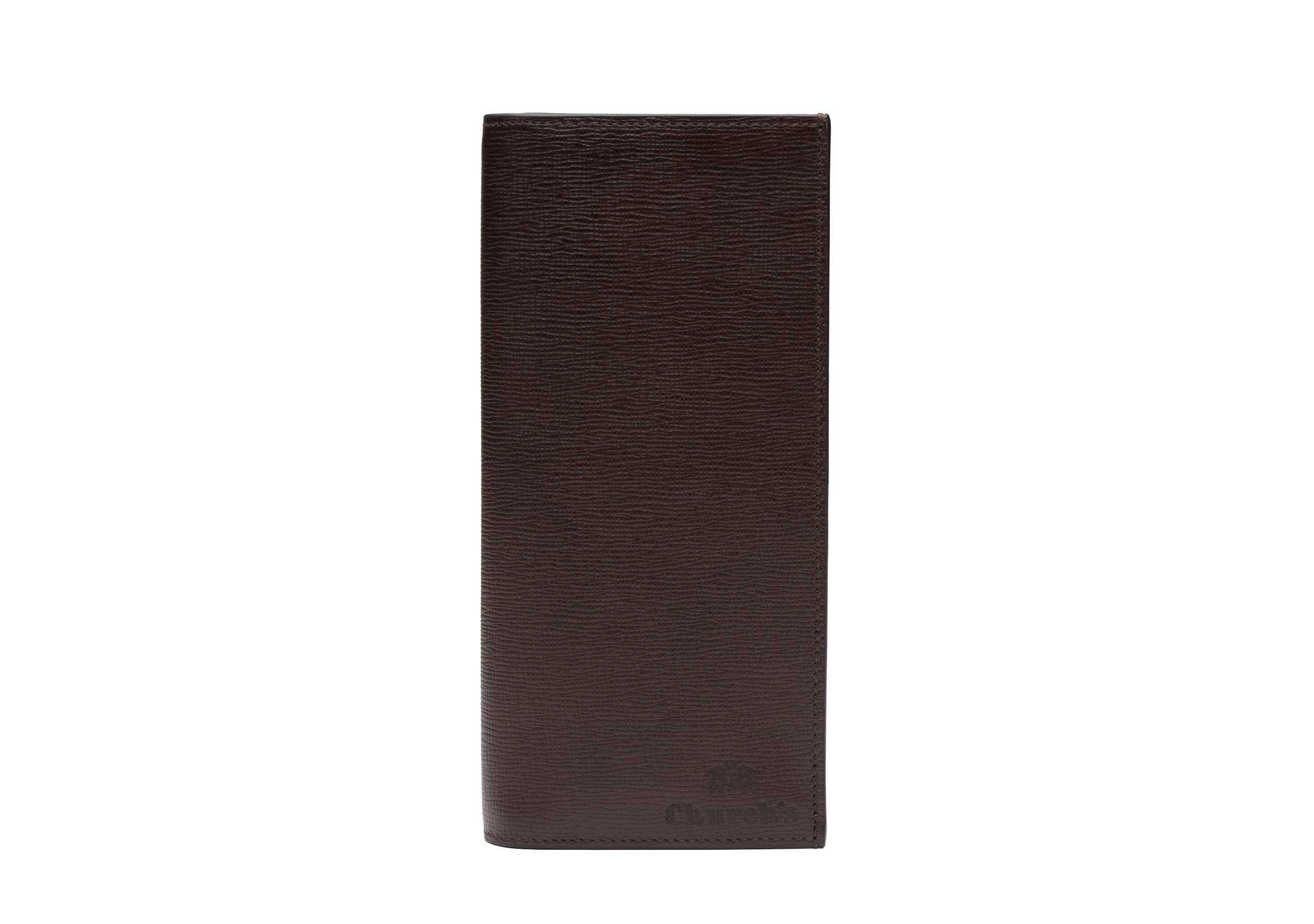 Coat wallet Church's St James Leather Coat Wallet Brown
