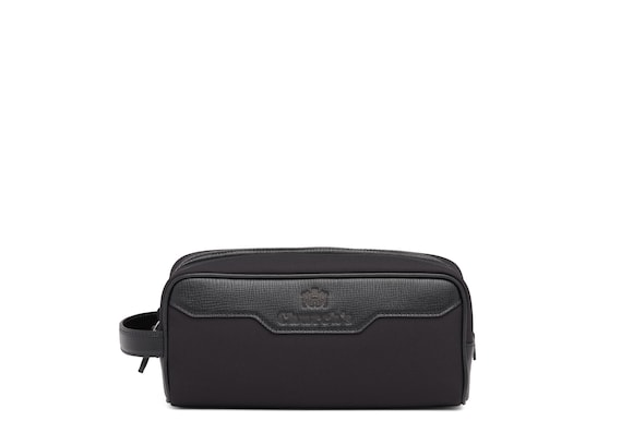 Church's Devon St James Leather Tech Washbag Small