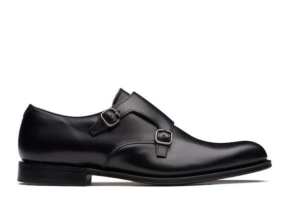 Church's Warminster Calf Leather Monk Strap