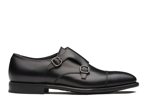 Church's Saltby Calf Leather Monk Strap