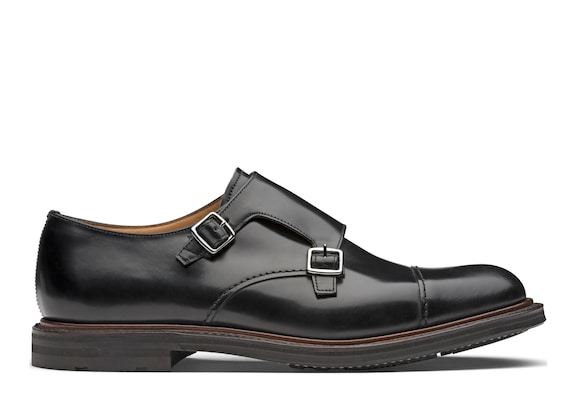 Church's Wadebridge Polished Binder Monk Strap