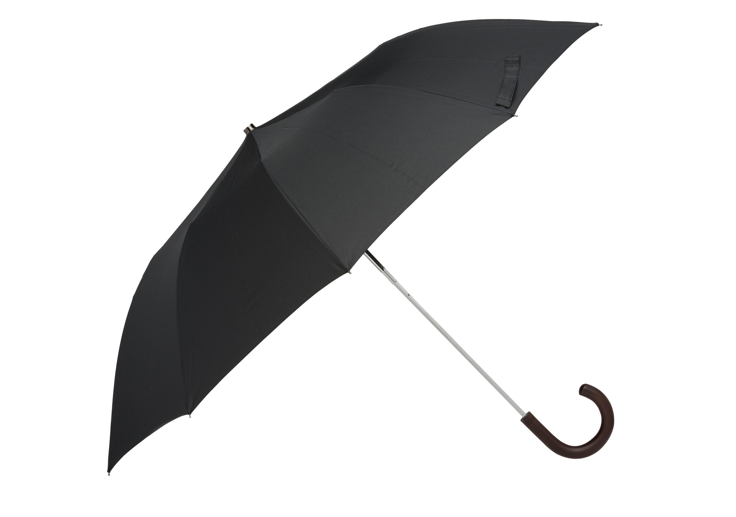 Telescopic umbrella Church's Maple Handle Black