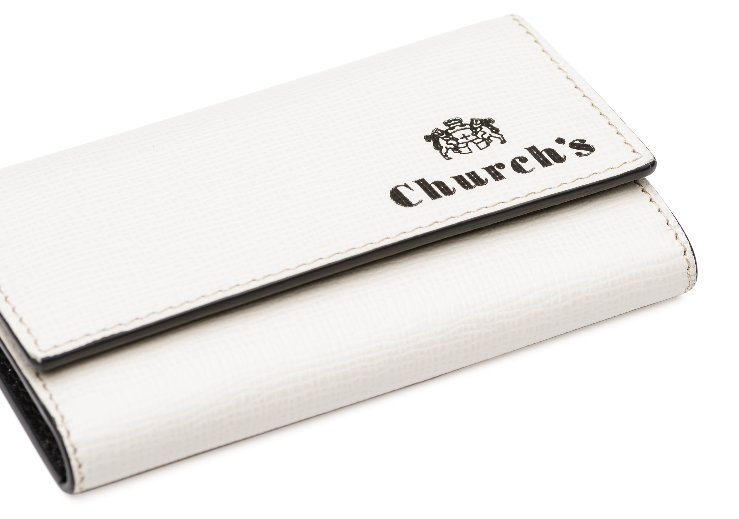 Key holder Church's St James Leather Key Holder Neutral