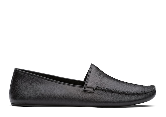 Church's Limos 4 Daino Leather Grecian Slipper Black