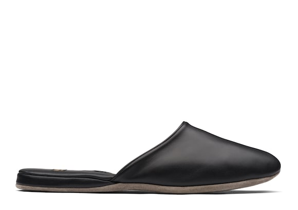 Church's Air travel Nappa Leather Slipper Black