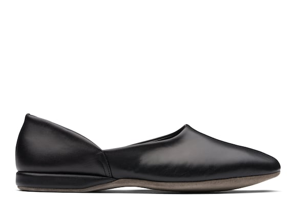 Nappa Leather Grecian Slipper