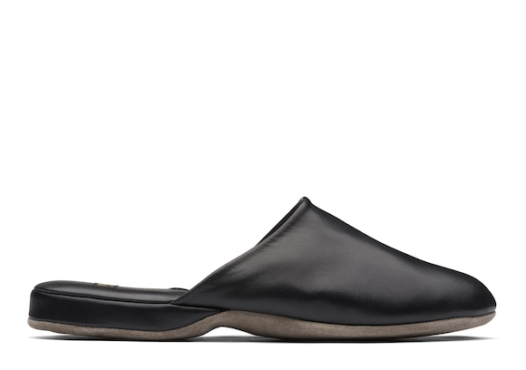 Church's true Nappa Leather Slipper Black