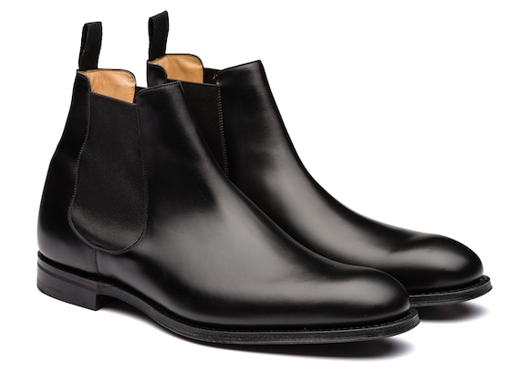 Church's  Calf Leather Chelsea Boot Black
