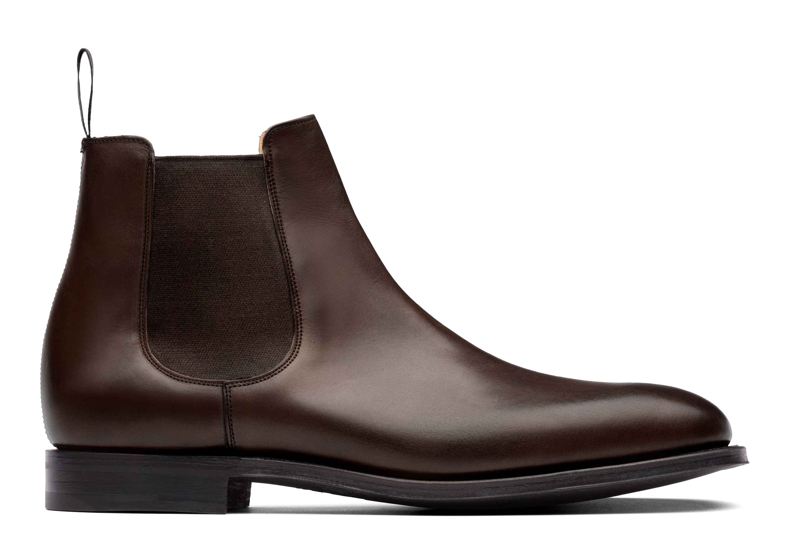 Amberley r Church's Nevada Leather Chelsea Boot Brown