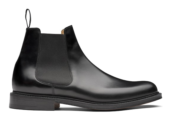 Church's  Polished Binder Chelsea Boot Black