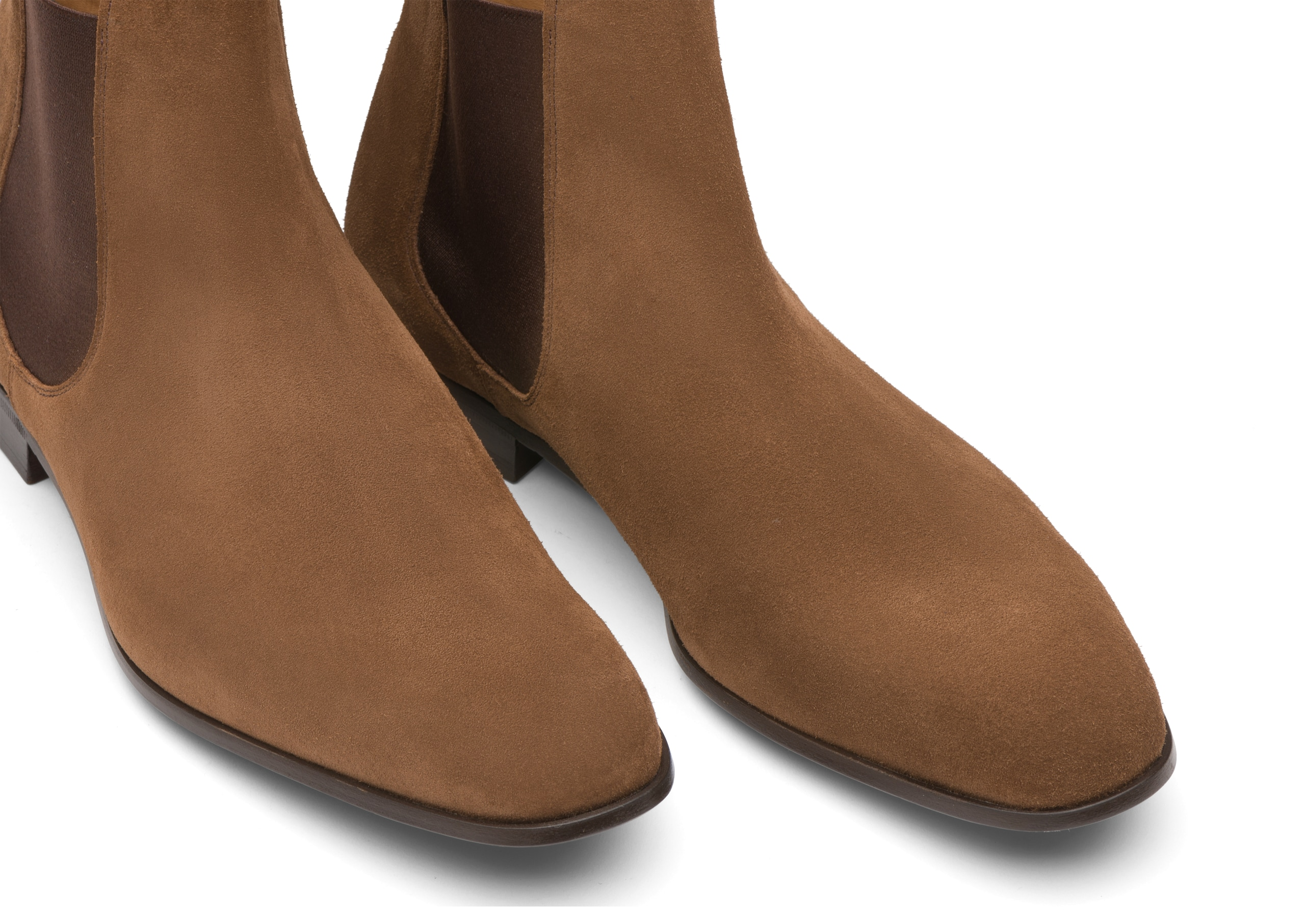 Dixton Church's Superbuck Chelsea Boot Brown