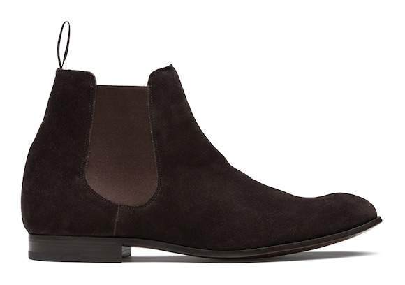 Church's  Superbuck Chelsea Boot Ebony
