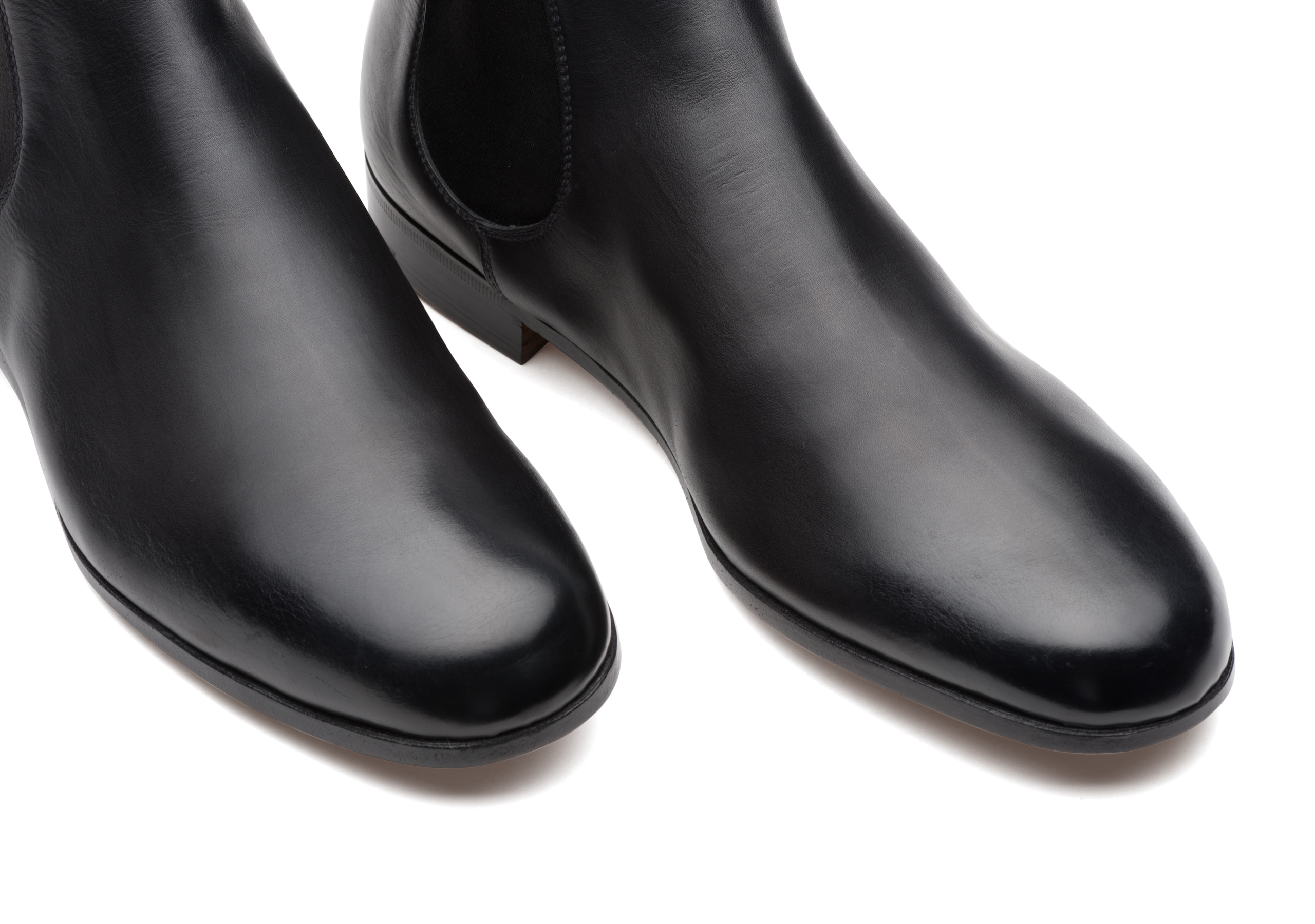 Danzey Church's Calf Chelsea Boot Black