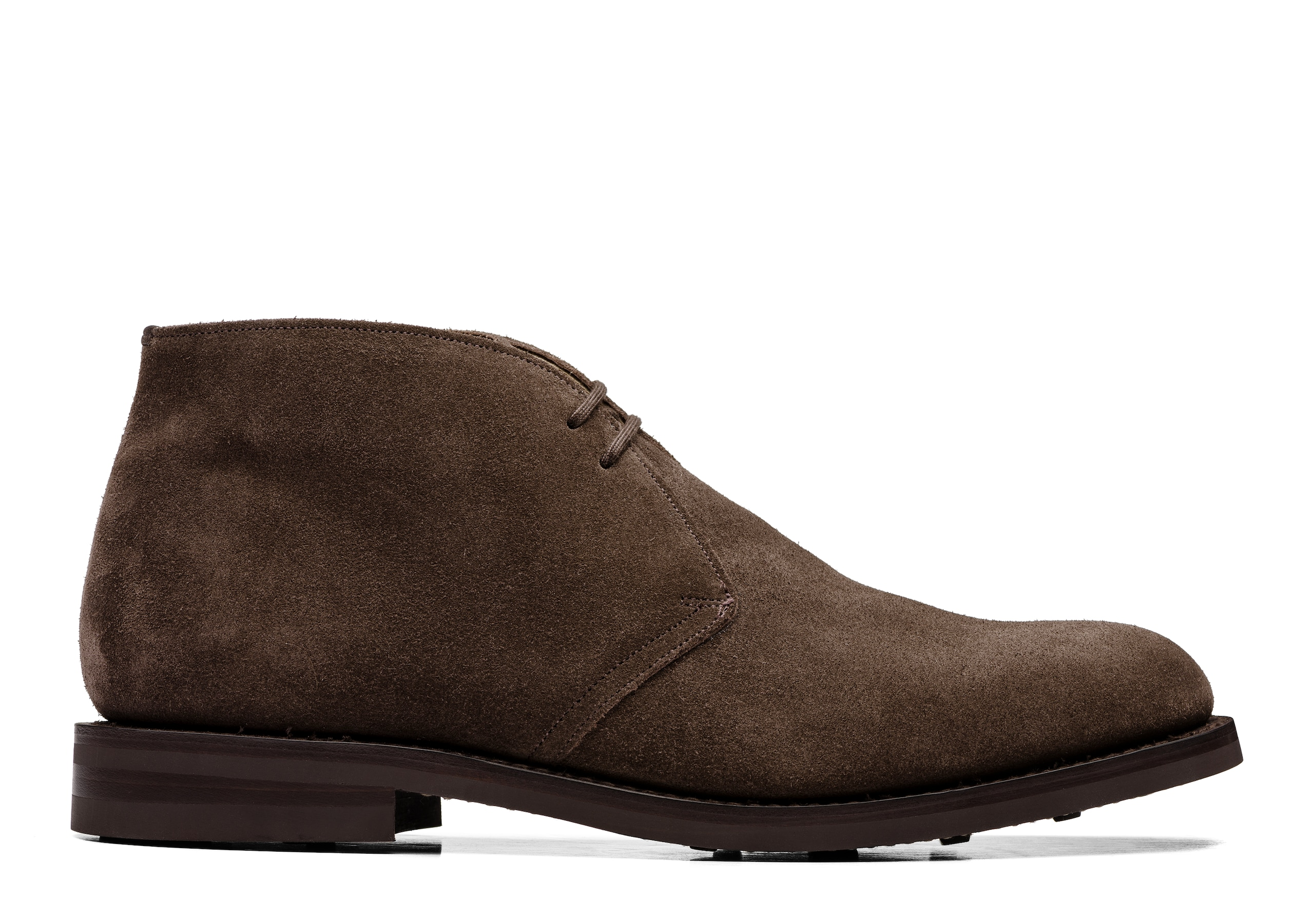 Ryder 3 Church's Suede Desert Boot Brown