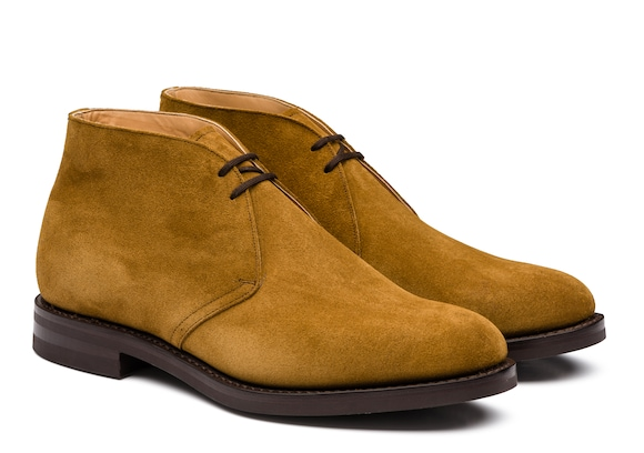 Church's  Suede Desert Boot Maracca
