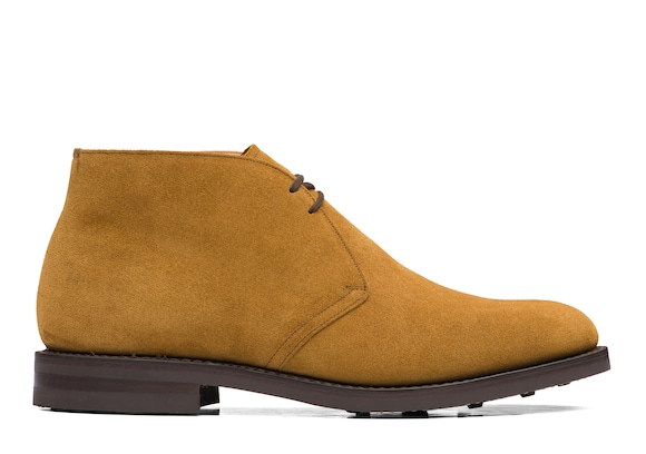 Church's  Desert Boot en Veau Velours Maracca