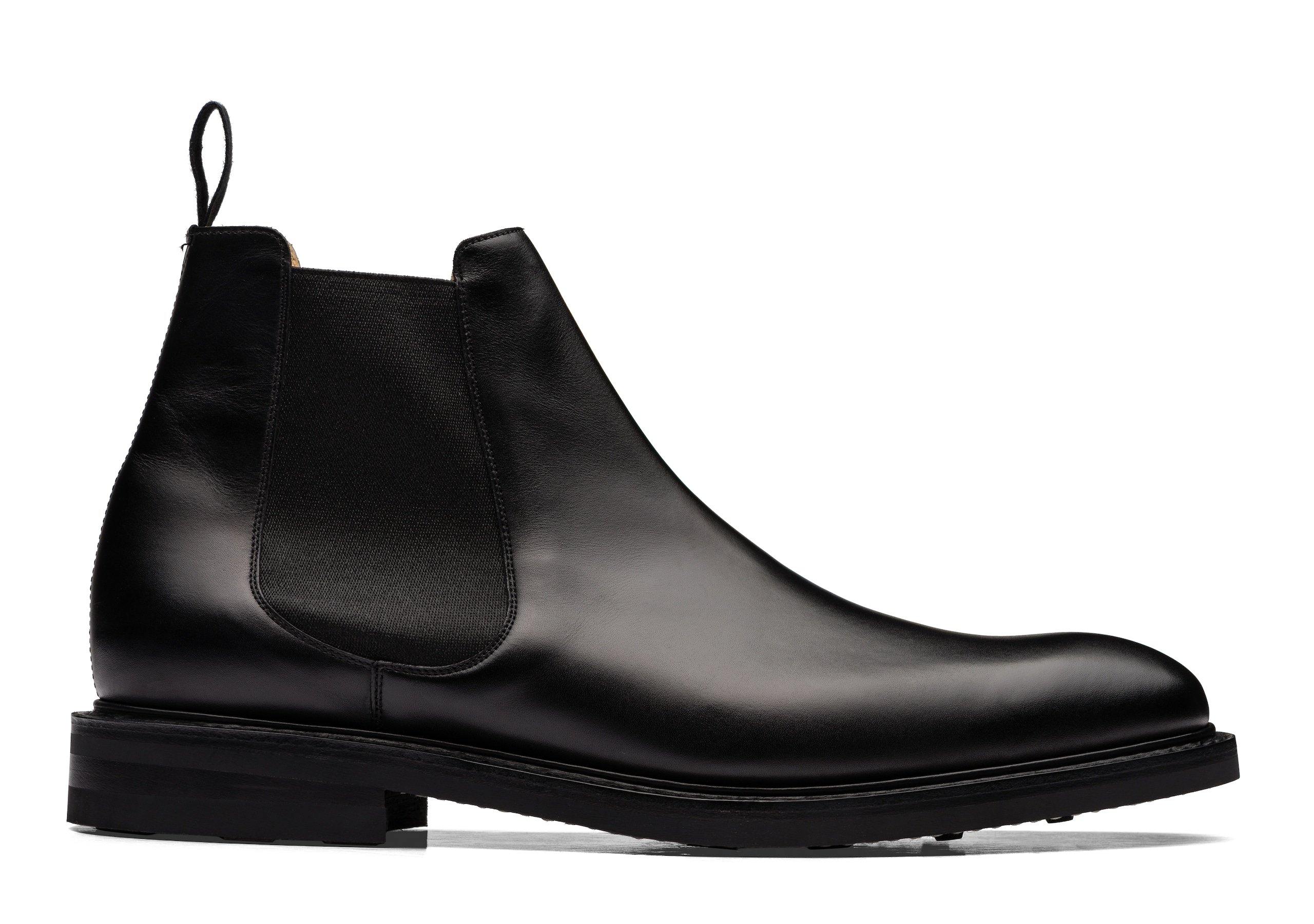 Goodward r 173 Church's Calf Leather Chelsea Boot Black