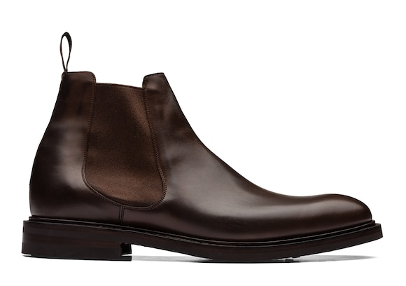 Church's true Botte Chelsea en Cuir Nevada Marron