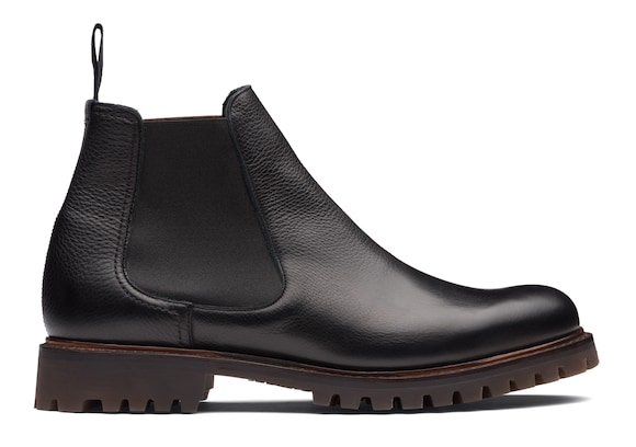 Church's Cornwood Soft Grain Leather Chelsea Boot