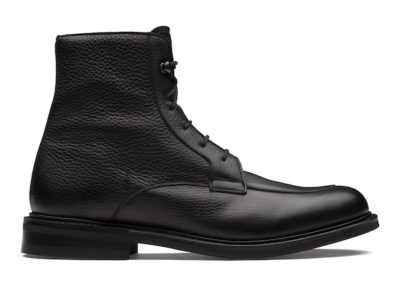 Church's  Soft Grain Lace up Boot Black