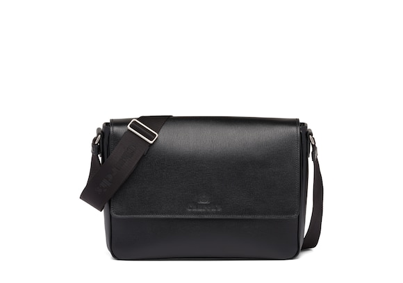Church's Clarendon St James Leather Messenger Bag