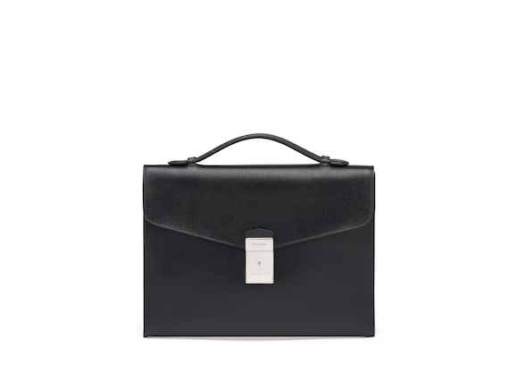 Church's Crawford St James Leather Document Holder Black