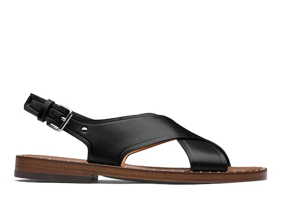 Church's Dainton Calf Leather Sandal Black