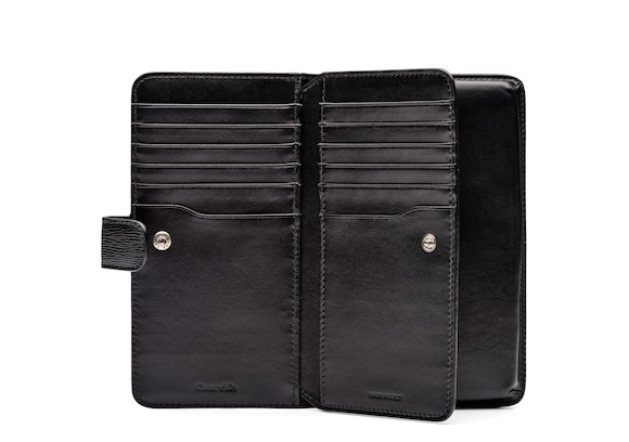 Church's Phone wallet St James Leather Phone Wallet Black